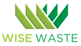 Logo Wise (Verde) revista ares